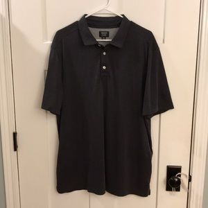 Dark gray XL polo from Nordstrom